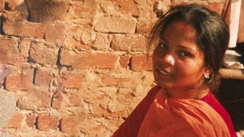 Asia Bibi file photo