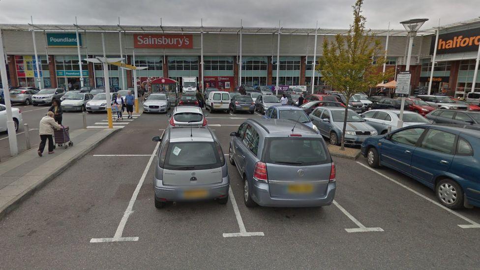 Sainsbury's at Templars Shopping Park