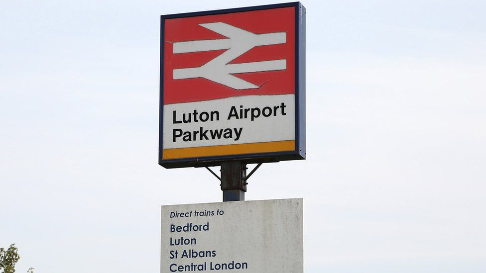 Luton Airport Parkway