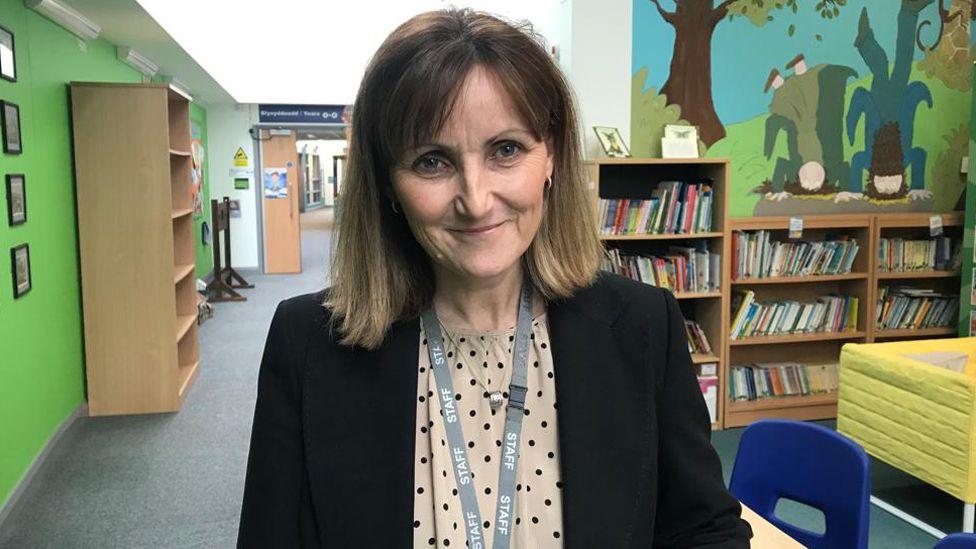 Jayne Davies, head teacher