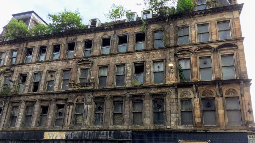Historic Glasgow building to be demolished