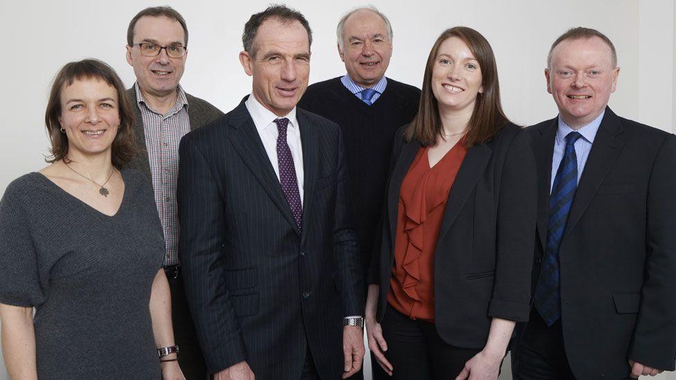 Scottish Land Commission commissioners