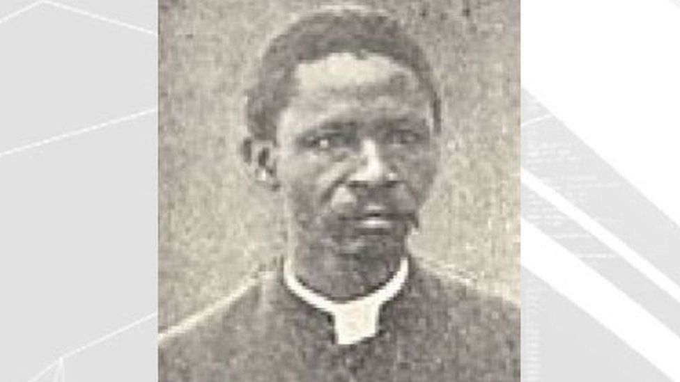Rev Isaac Wauchope Dyobha