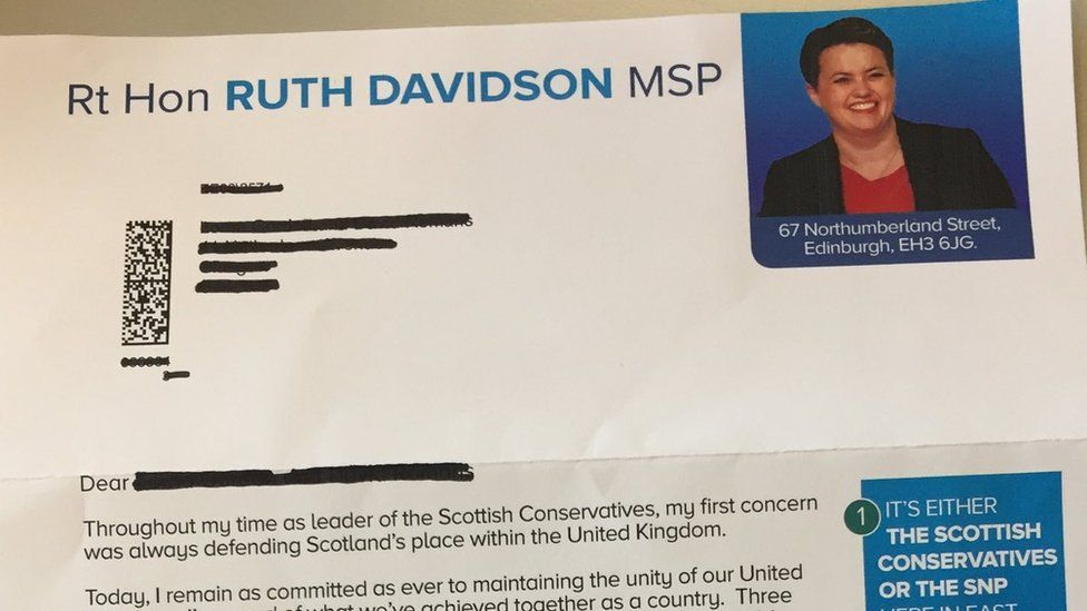 Ruth leaflet