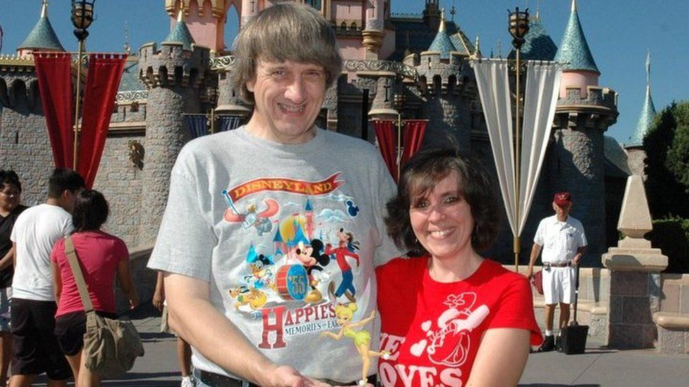 David Allen Turpin, 57, and Louise Anna Turpin, 49