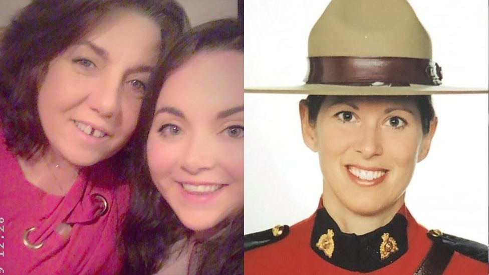 Victims of Canadian shooting