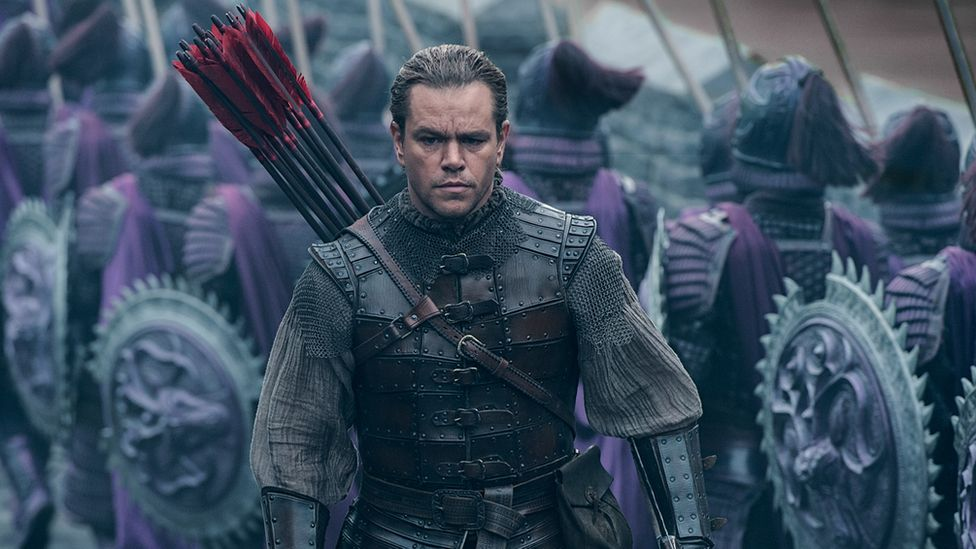 Still of Matt Damon taken from Universal Pictures website