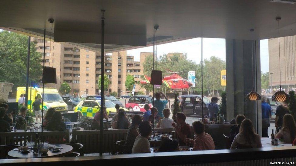 Tate Modern Boy Six Thrown From 10th Floor Bbc News