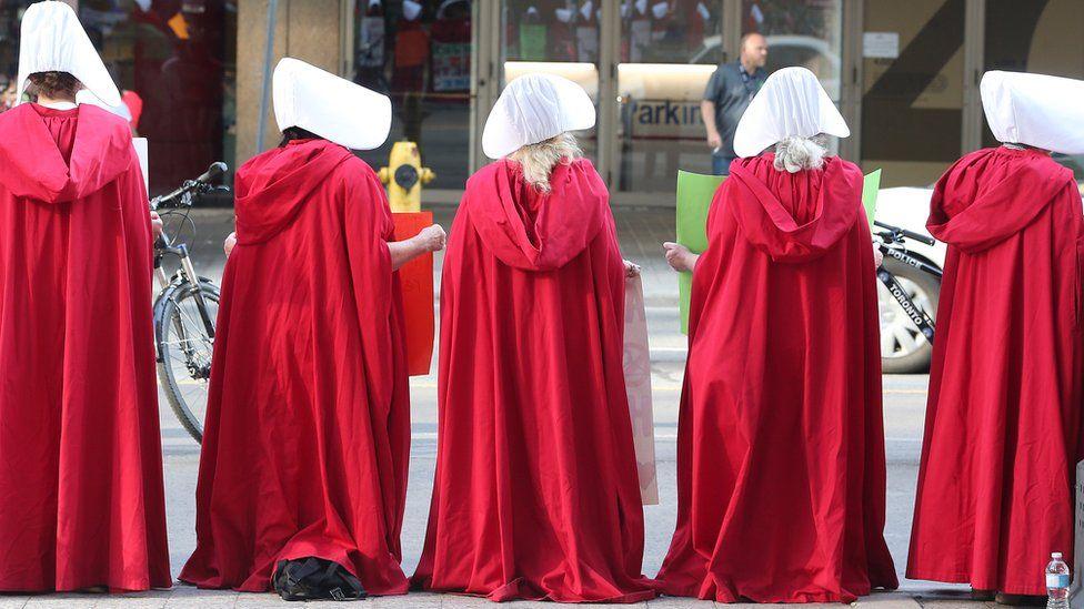 handmaids in Toronto, Canada