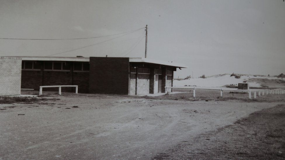 Fairy Meadow surf club in the 1970s