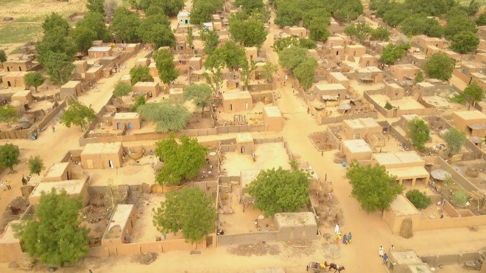 Zinder in Niger (August 2017)