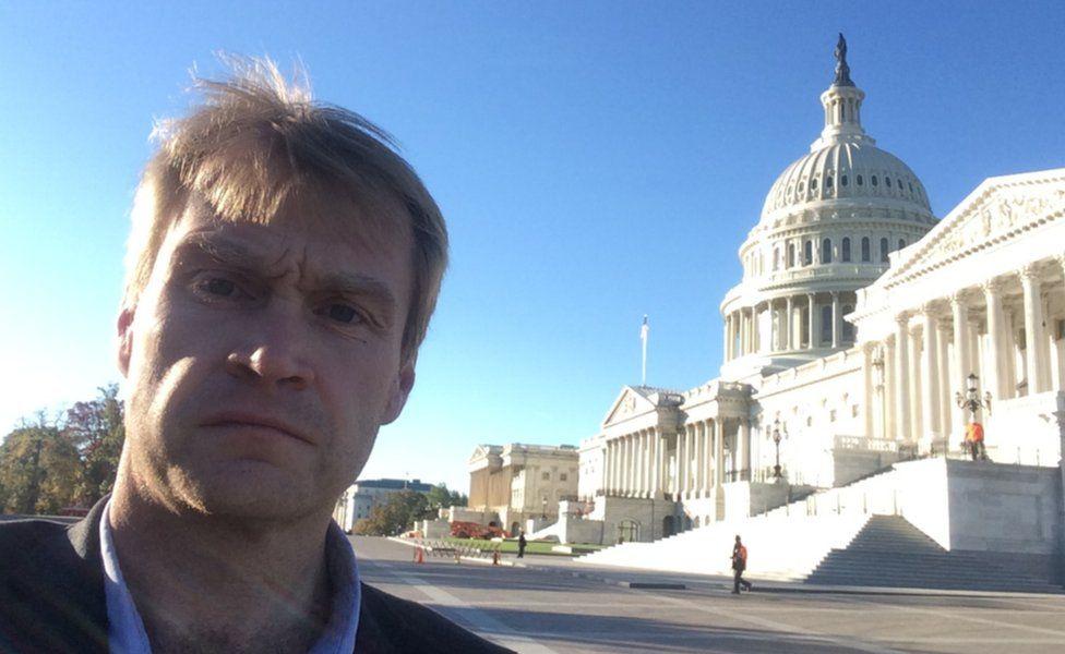 Aled ger y Capitol