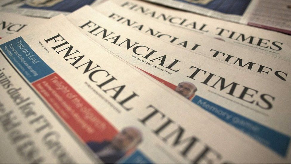 Por que o Financial Times, mais importante jornal econômico do mundo, pede um 'recomeço' para o capitalismo