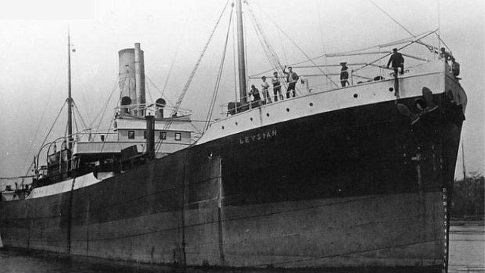 SS Leysian