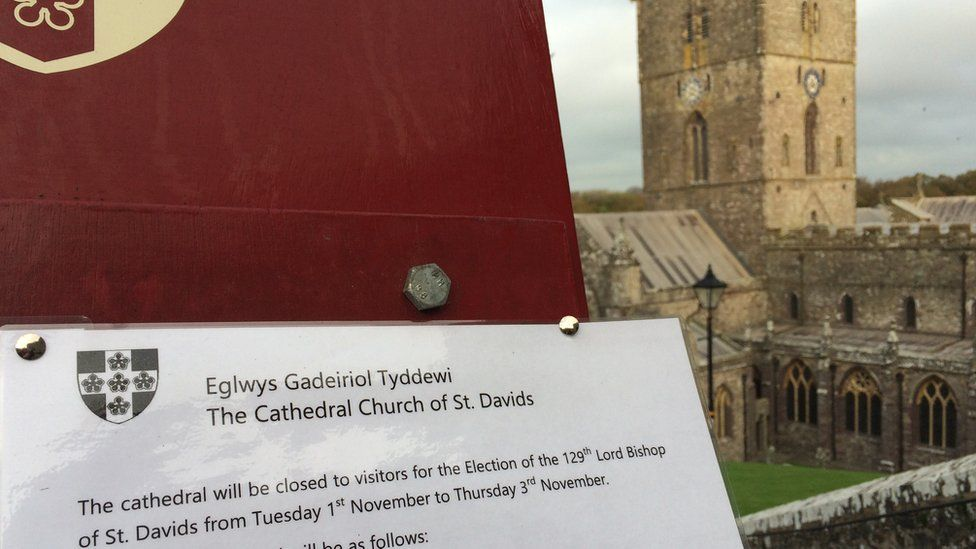 Notice of the bishop election