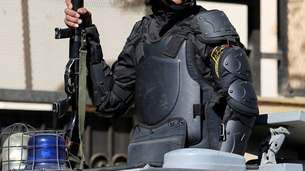 قتلى في هجوم مسلح على نقطة أمنية في محافظة الوادي الجديد غرب مصر