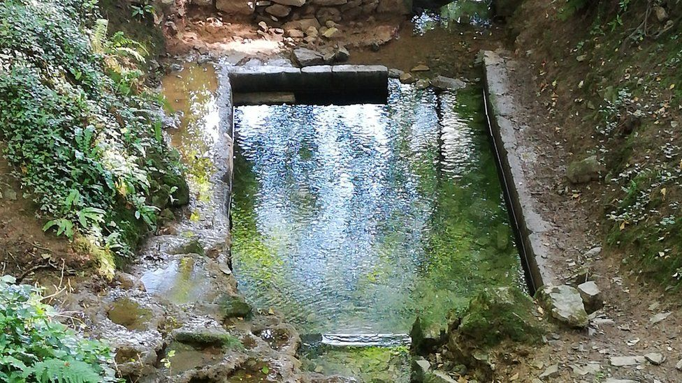 St Dyfnog's Well