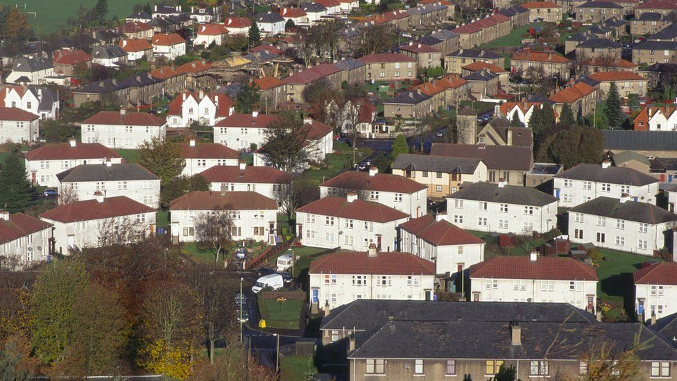 Social housing in Dundee