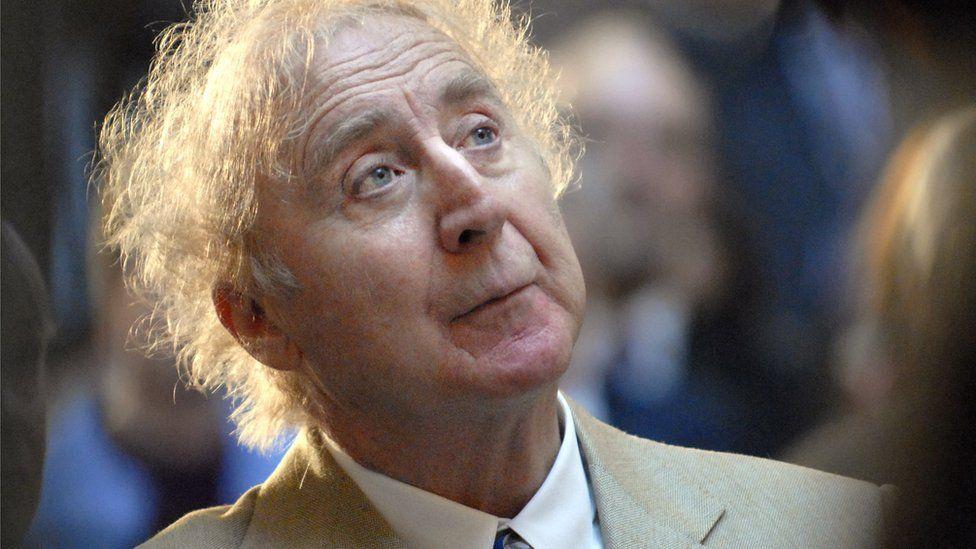Gene Wilder in 2008