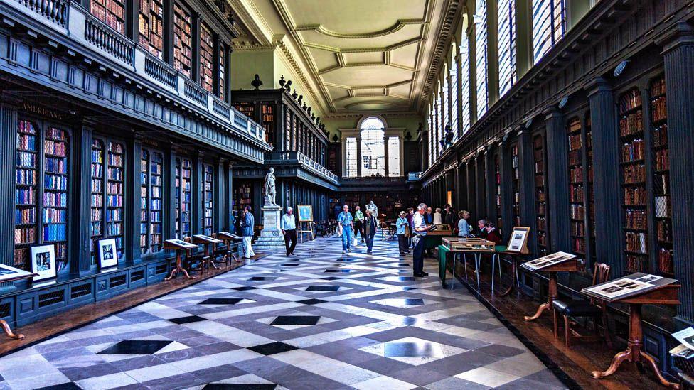 Codrington library