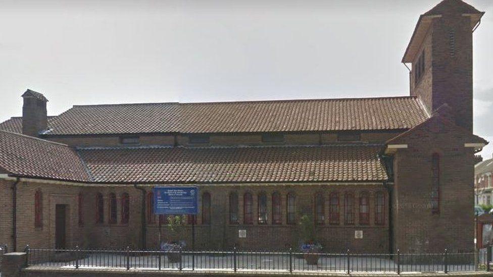 Church of Venerable Bede