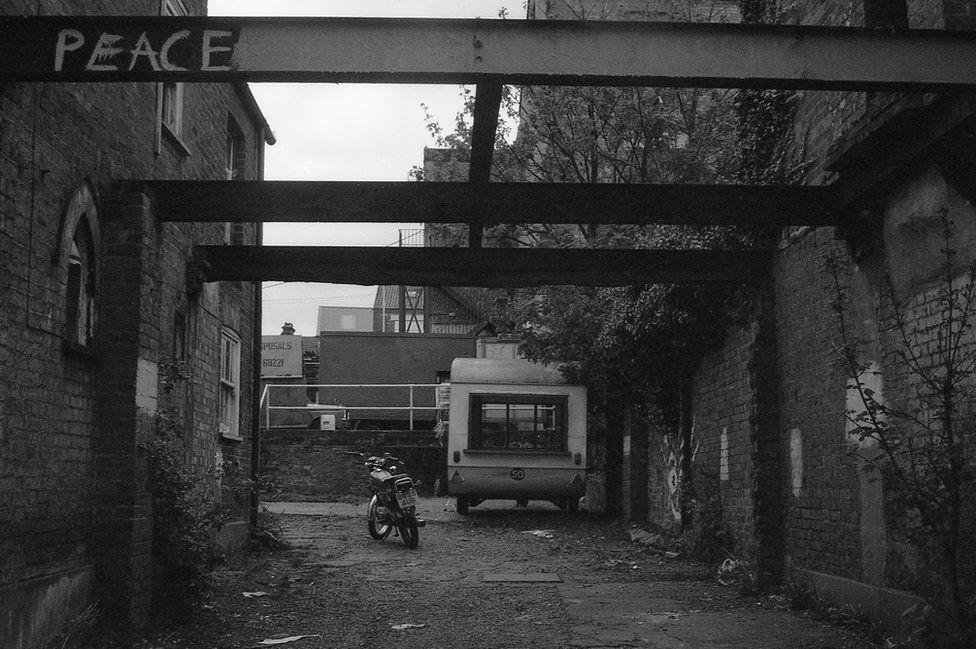 Peace, 1988, Lattimore Road