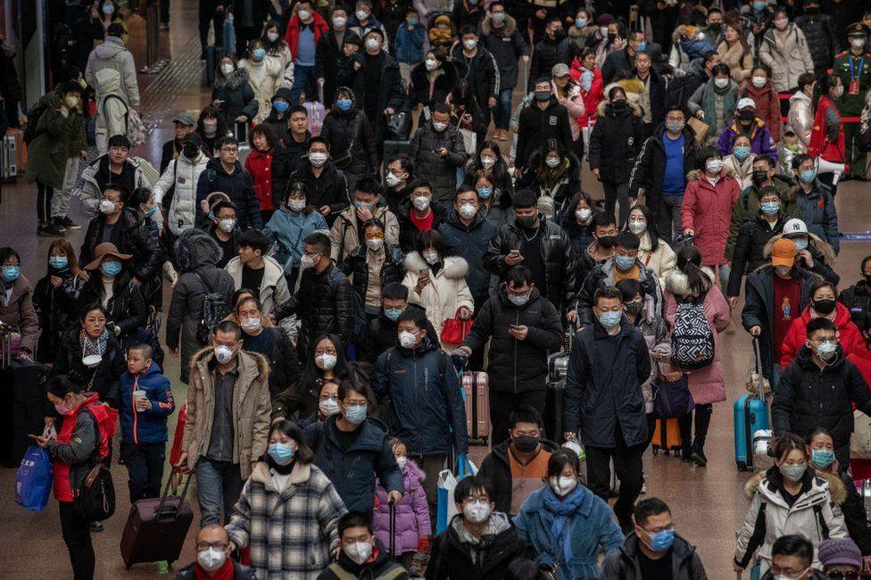 Resultado de imagen para Hong Kong anuncia la suspensión de todas las conexiones ferroviarias con China