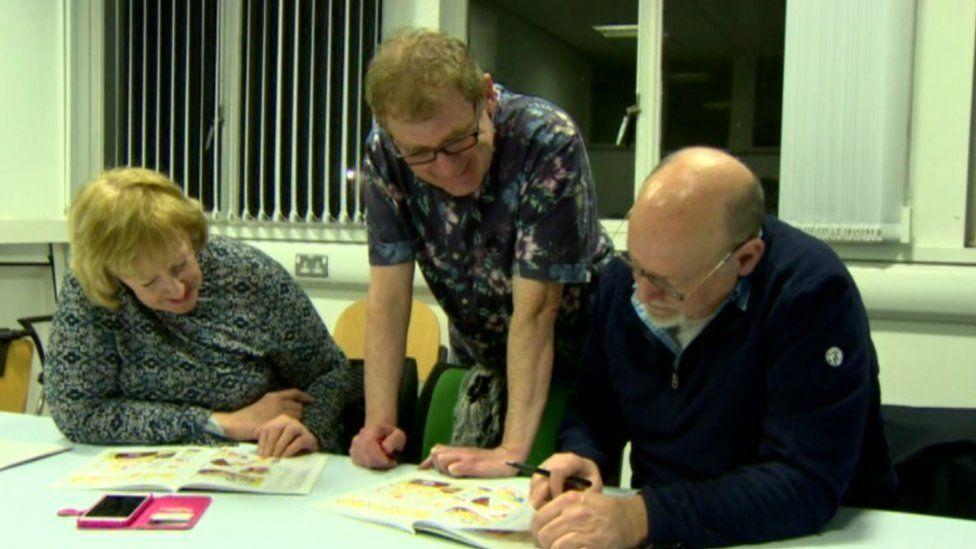 Lifelong learners at Stranmillis college