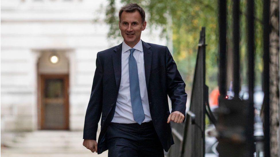 Foreign Secretary Jeremy Hunt