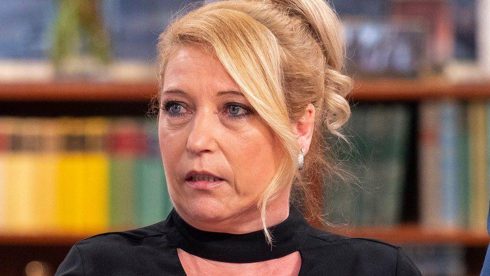 James Bulger's mother Denise Fergus