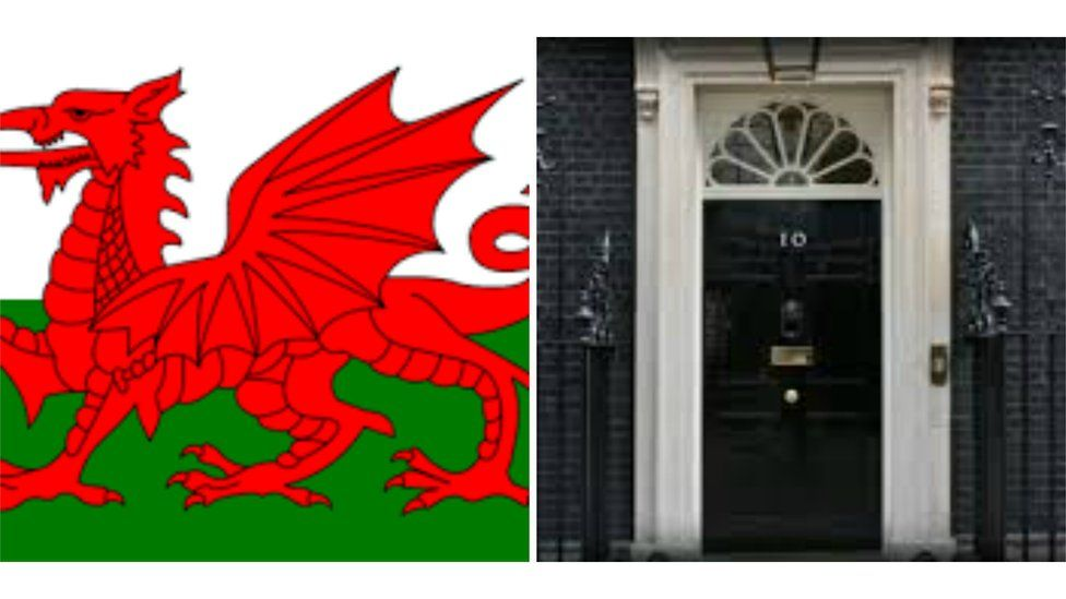 Cymru a Lloegr