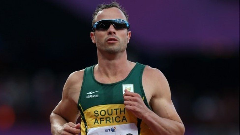 File photo dated 05-09-2012 of South Africa's Oscar Pistorius