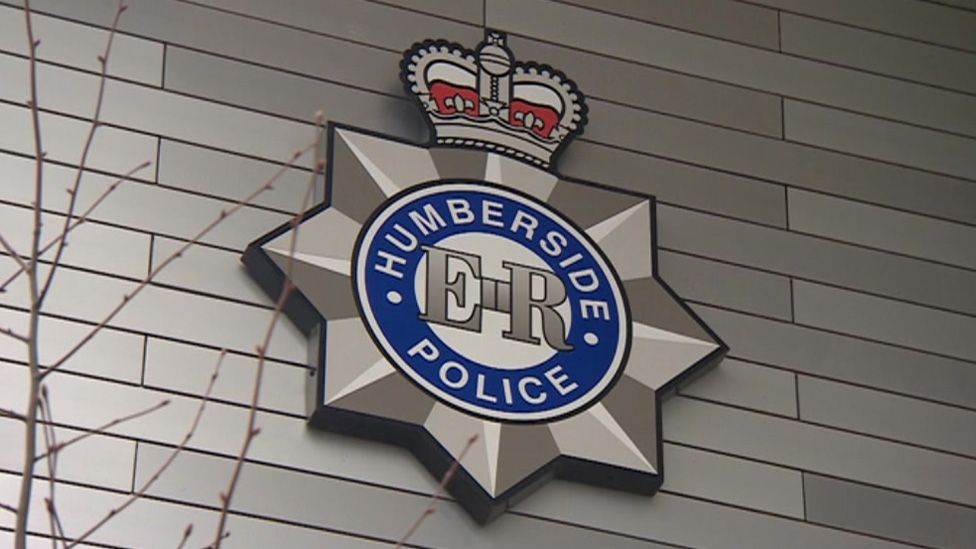 Humberside Police badge