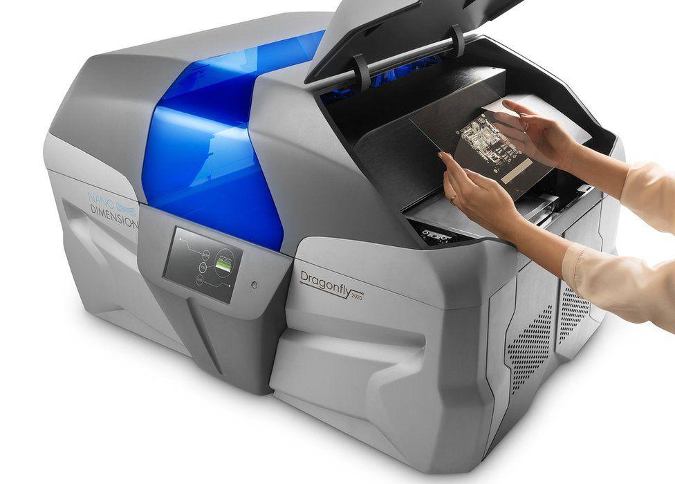 Nano Dimension 3D printer