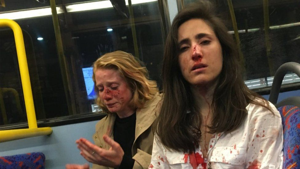 London bus attack: Four teenagers deny homophobic harassment