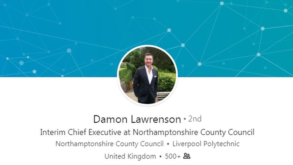 Damon Lawrenson LinkedIn