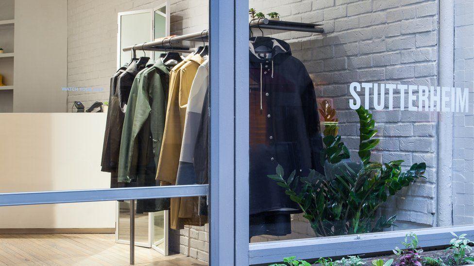 Stutterheim's New York store