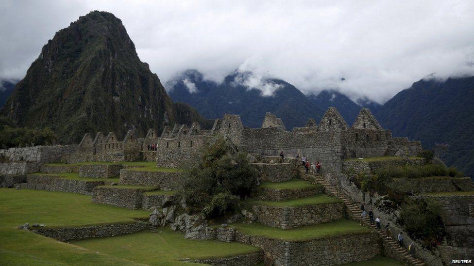 Machu Picchu, Peru, 13 Aug 15