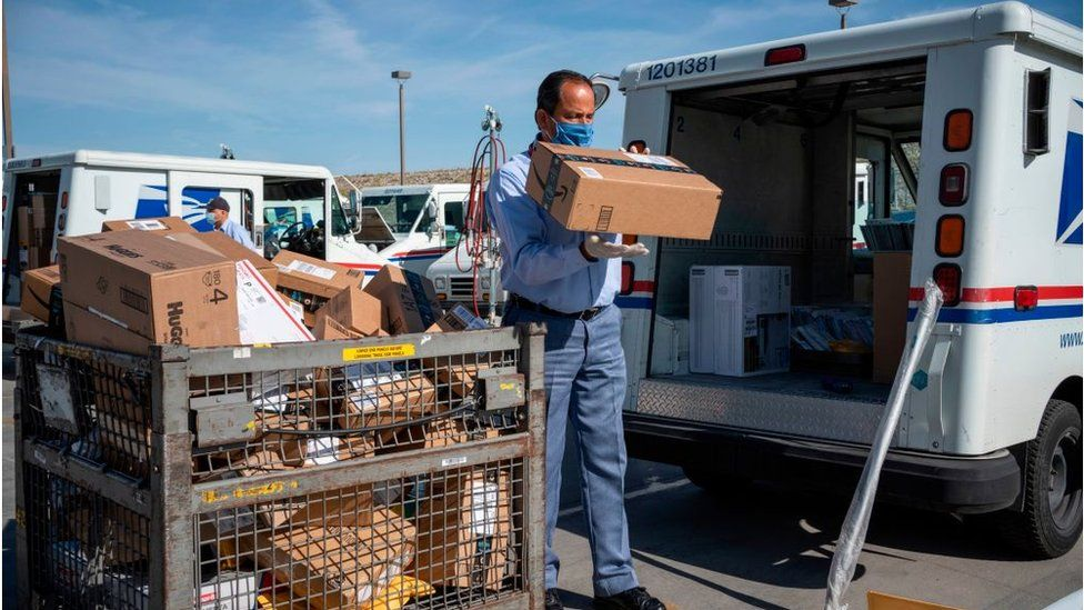 At least 60 postal workers have died from coronavirus, according to their union