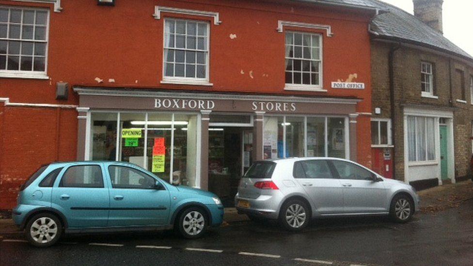 Boxford Stores