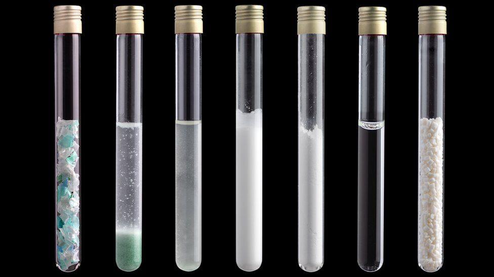 Carbios tubes
