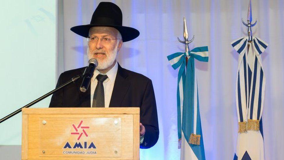 Chief Rabbi Gabriel Davidovich
