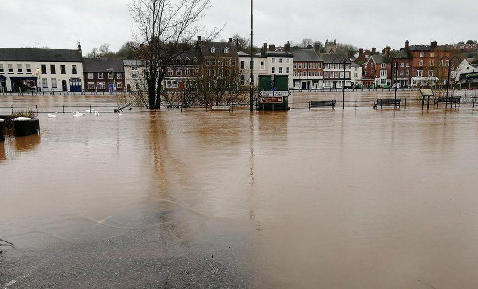 Wribbenhall, Bewdley