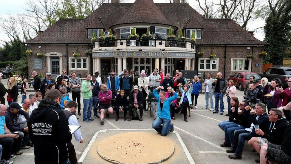 World and British Marbles Championships