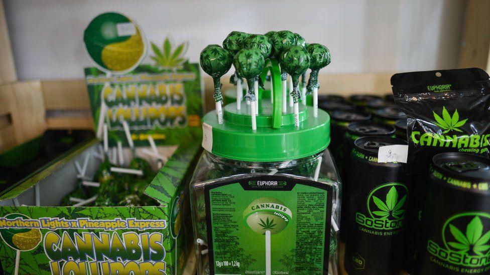 Cannabis edibles available in Poland