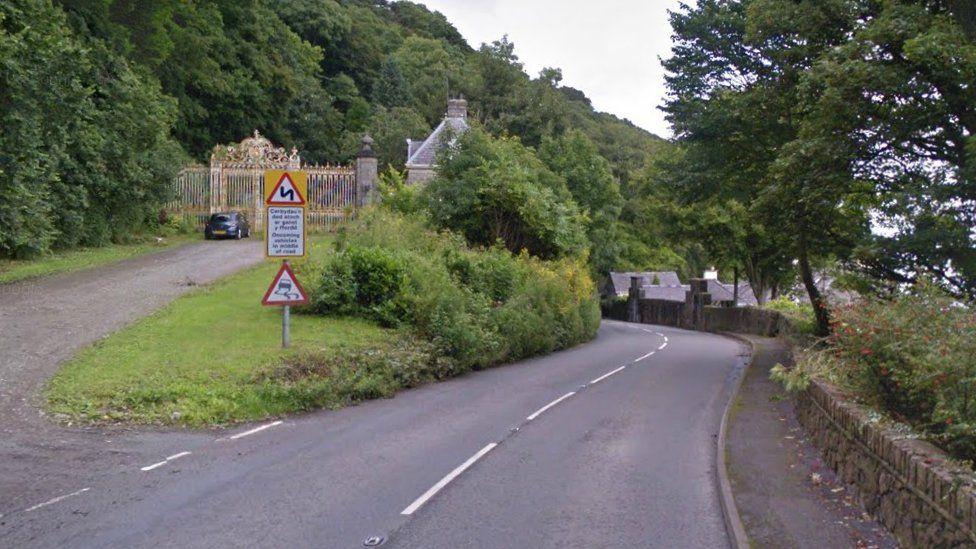 A545 Beaumaris Road