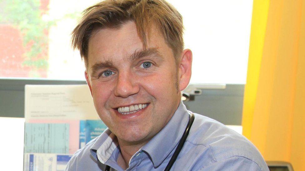Dr Nik Johnson