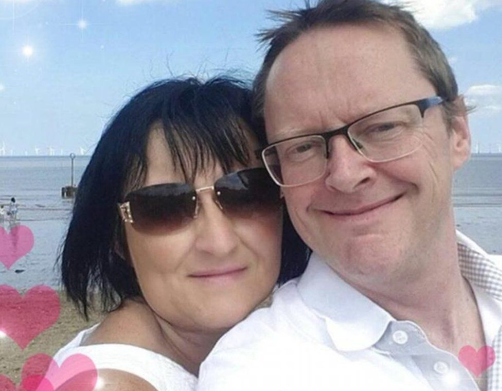 Janet Scott and Simon Mellors