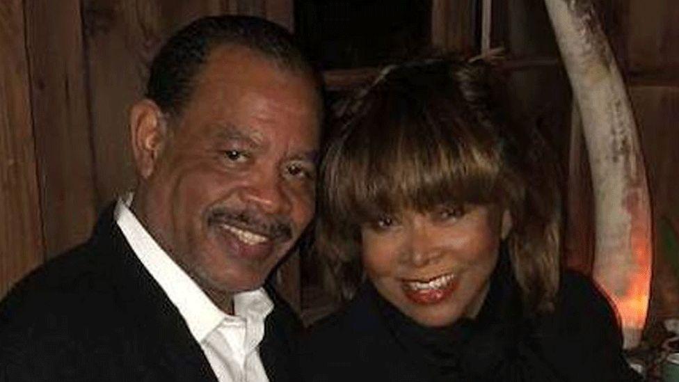 Craig and Tina Turner