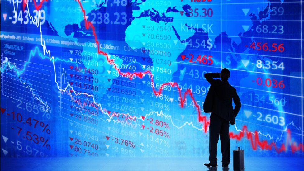 Financial crisis generic